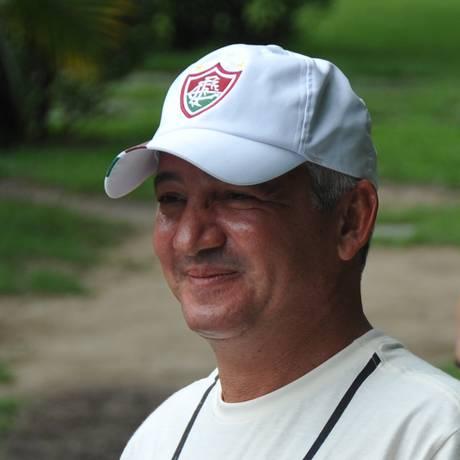 O médico Jaime Gold, morto a facadas na Lagoa Foto: Reprodução