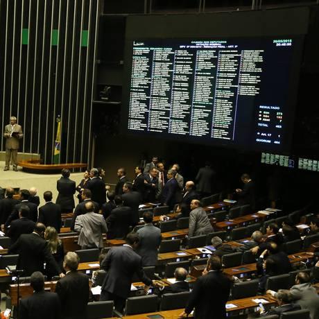 Câmara mantém permissão para construção de 'shopping' na Casa Foto: Ailton de Freitas / Agência O Globo
