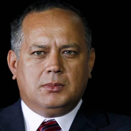Presidente da Assembleia Nacional é investigado pelos EUA por narcotráfico e lavagem de dinheiro Foto: JORGE SILVA / REUTERS