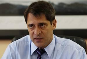 Fernando Veloso: 'Uso de arma branca é facilitador para quem quer cometer um crime' Foto: Hudson Pontes em 07/02/2014 / O Globo