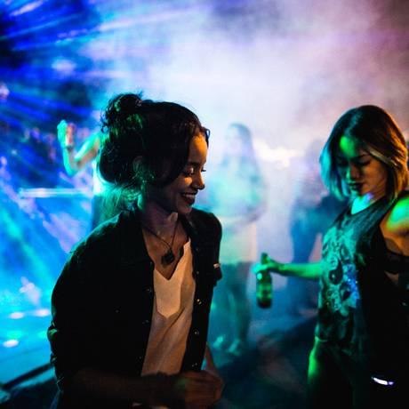 Registro do Baile do Ademar: Foto: Divulgação/Deu Zebraa