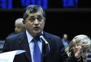 O líder do governo na Câmara, José Guimarães (PT-CE). Foto: Zeca Ribeiro / Agência Câmara