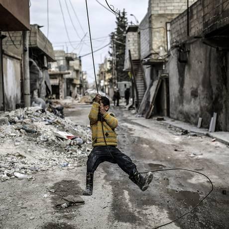 Foto: Yasin Akgul / AFP