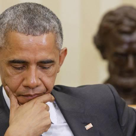 Barack Obama. Presidente americano destacou importância de realizar acordo
