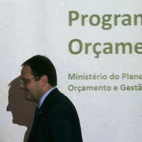 O ministro do Planejamento, Nelson Barbosa Foto: André Coelho/ Agência O Globo