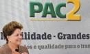 Governo teve que fazer corte no PAC Foto: Roberto Stuckert Filho / Presidência da República