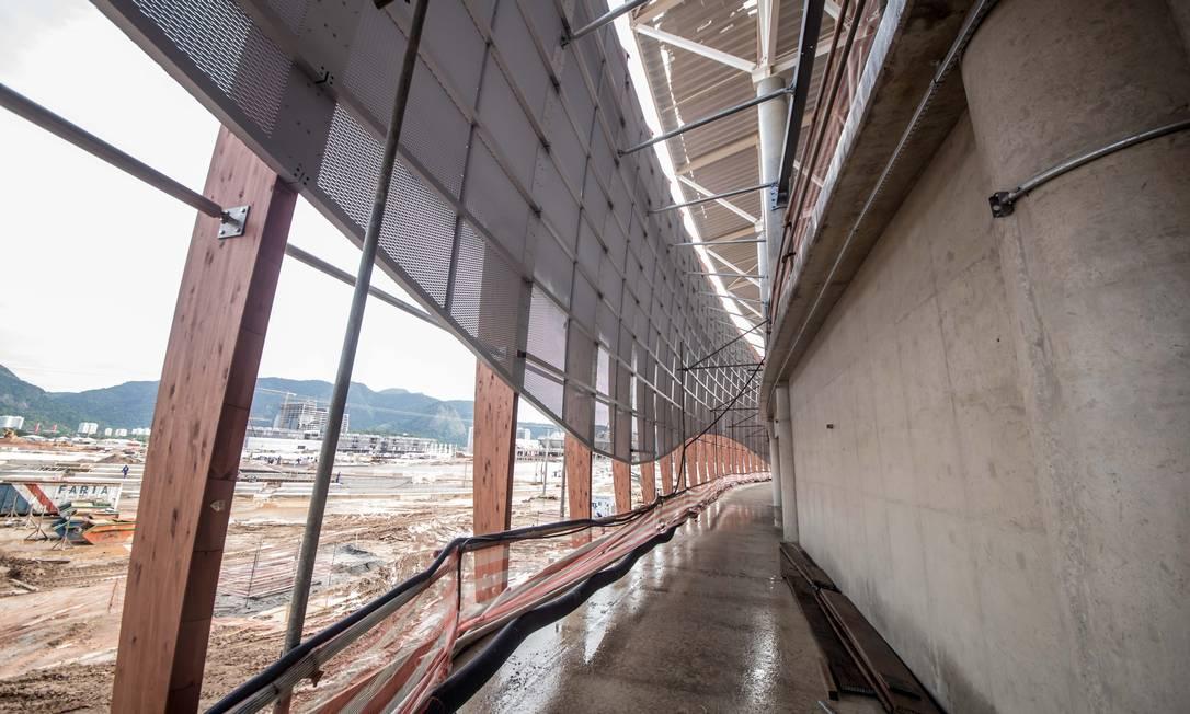 A Arena Carioca 2 tem capacidade para 10 mil pessoas Renato Sette Camara / Prefeitura do Rio