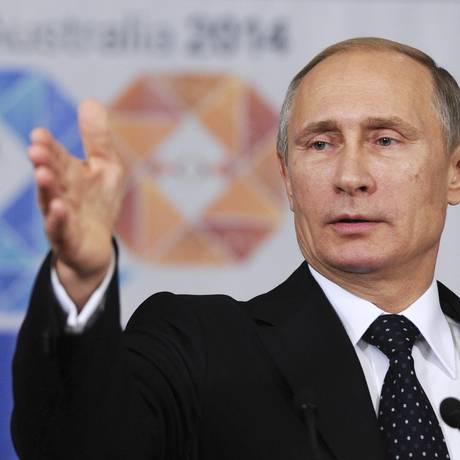 Vladimir Putin Foto: RIA NOVOSTI / REUTERS