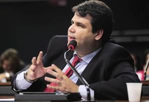 Deputado federal Áureo Ribeiro Foto: Leonardo Prado / Câmara dos Deputados