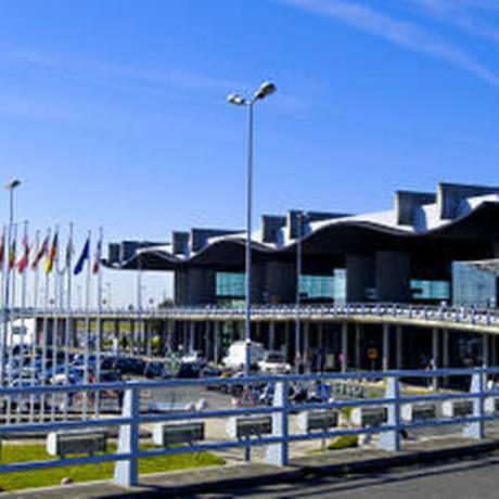 Aeroporto de Bordeaux Foto: Reprodução