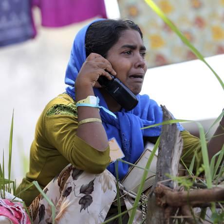 Situação dos rohingyas no Sudeste Asiático é dramática Foto: Tatan Syuflana / AP