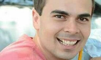 O advogado Fernando Félix, que estava desaparecido desde maio Foto: Reprodução internet