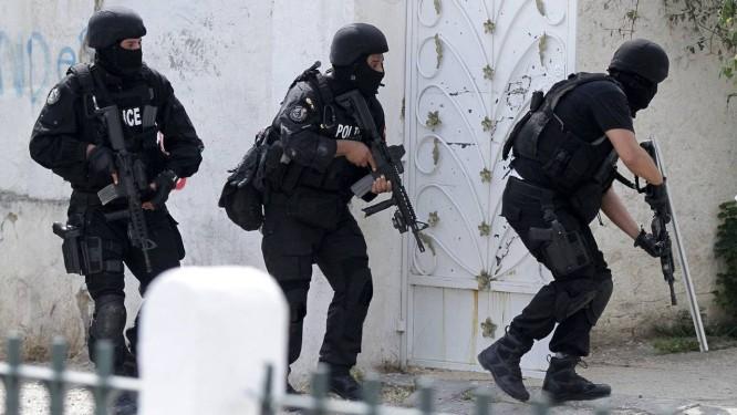 Brigada antiterrorismo prepara invasão Foto: ANI MILI / REUTERS