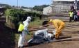 Vírus do ebola continua se reproduzindo nos cadáveres das vítimas