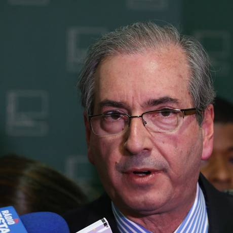O Presidente da Câmara dos Deputados, Eduardo Cunha (PMDB-RJ) Foto: Ailton de Freitas / Agência O Globo