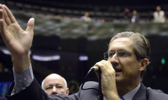O líder do PSD na Câmara, Rogério Rosso (DF) Foto: Gustavo Lima / Agência Câmara