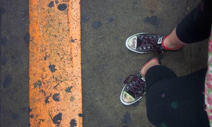 Expressão corporal pelos pés Foto: Freeimages