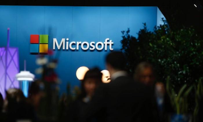 Microsoft Foto: Simon Dawson / Bloomberg News