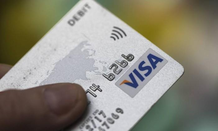 Visa Foto: Simon Dawson / Bloomberg News