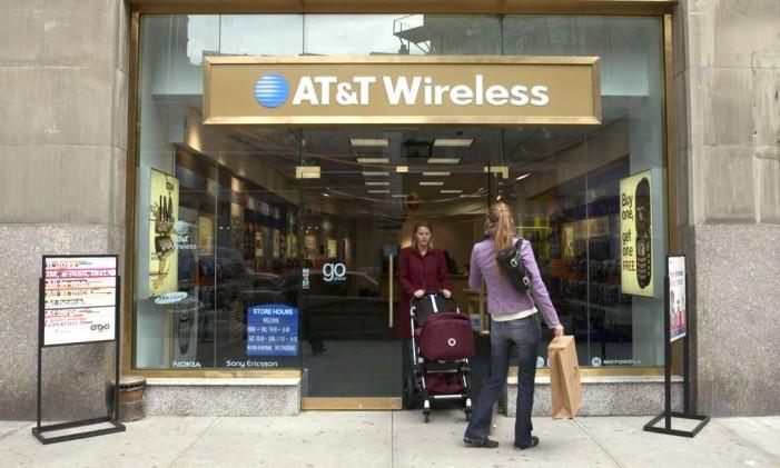 AT&T Foto: Daniel Acker / Bloomberg News