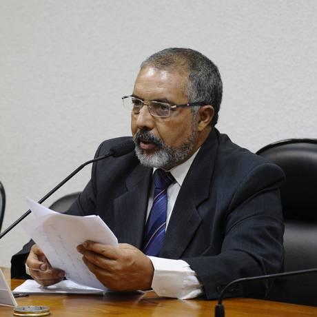 Senador Paulo Paim está insatisfeito com o governo Dilma Foto: Edilson Rodrigues / Agência Senado
