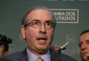 Presidente da Câmara ressuscita relatório sobre financiamento privado de campanha Foto: Ailton de Freitas / Agência O Globo