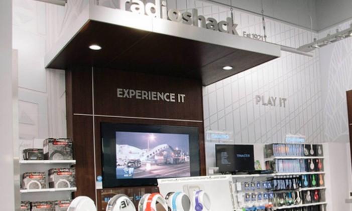 Radioshack Foto: Reprodução/Facebook