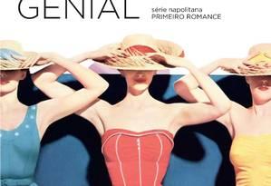 A capa do romance Foto: SYSTEM / Divulgação