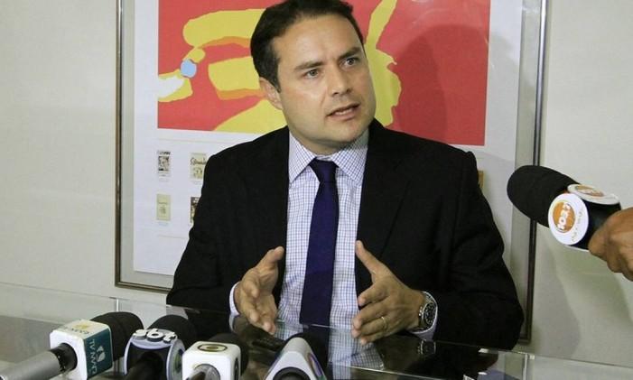O governador de Alagoas, Renan Filho Foto: Divulgação