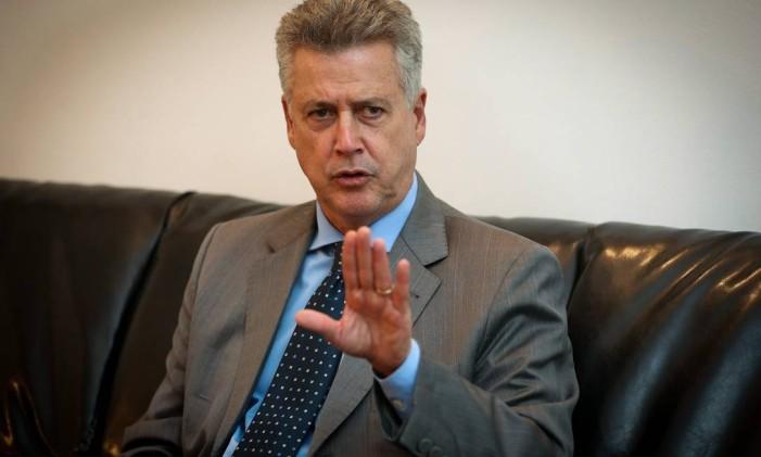 O governador eleito do Distrito Federal, Rodrigo Rollemberg Foto: André Coelho / Agência O Globo
