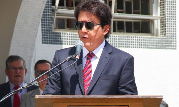O governador do Rio Grande do Norte, Robinson Faria Foto: Divulgação