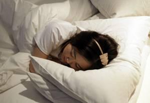 Som baixo tocado durante o sono profundo ajudou a fixar treinamento contra preconceito Foto: Jason Lee / REUTERS