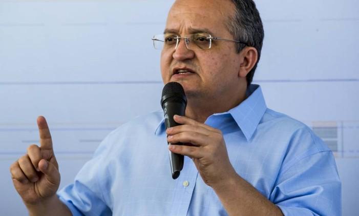 Governador do Mato Grosso, Pedro Taques Foto: Divulgação
