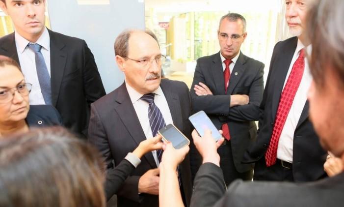 O governador do Rio Grande do Sul, Ivo Sartori Foto: Divulgação