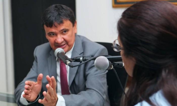 Governador do Piauí, Wellington Dias Foto: Divulgação