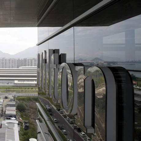 Imponente. A fachada do novo Hilton, construído no Centro Metropolitano Foto: Luiz Ackermann / Luiz Ackerman