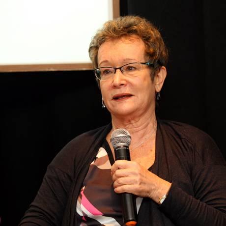 Professora de História Política da FGV Marly Motta diz que não vê apelo para o comunismo hoje no Brasil Foto: Cezar Loureiro / Agência O Globo