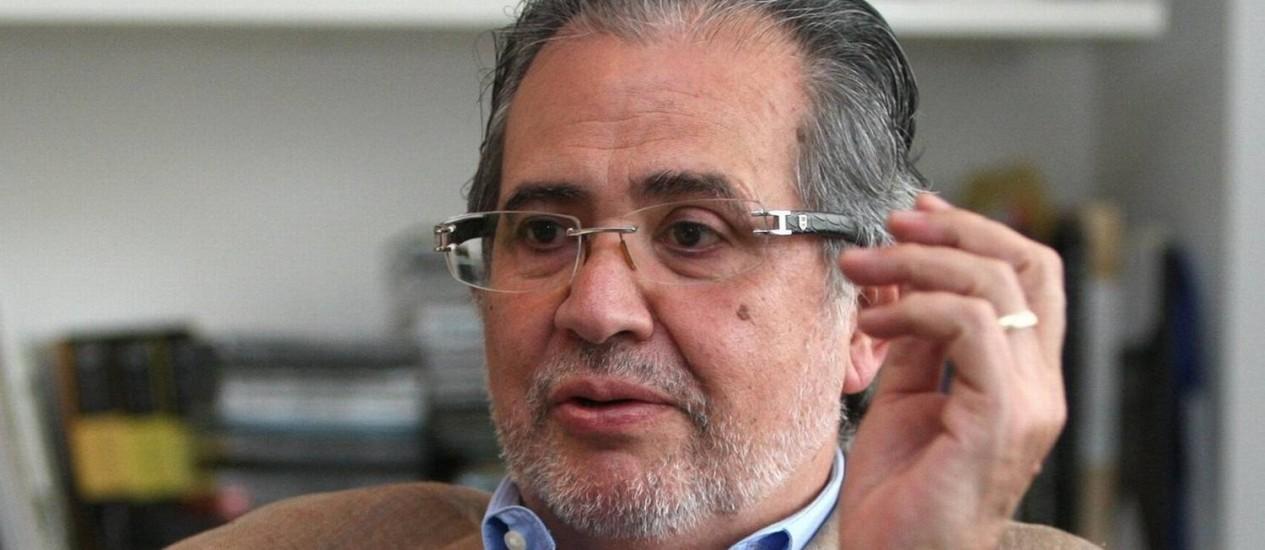 Otero diz que 2.500 não podem sair do país Foto: HENRY DELGADO / HENRY DELGADO/ EL NACIONAL/GDA