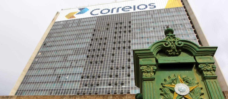 Prédio sede dos Correios em Brasilia Foto: Sergio Marques - Agência O Globo 30/01/2015