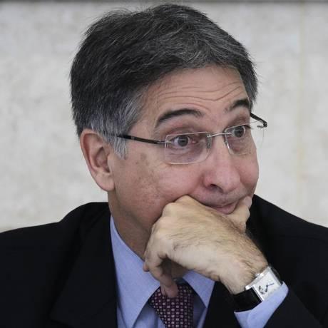 O governador de Minas, Fernando Pimentel Foto: UESLEI MARCELINO / REUTERS 14-03-2013