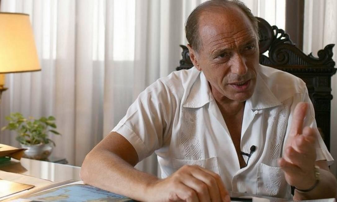 Zaffaroni seria alinhado aos Kirchner e proprietário de prostíbulo Foto: ANIBAL GRECO / LA NACION/27-01-2009