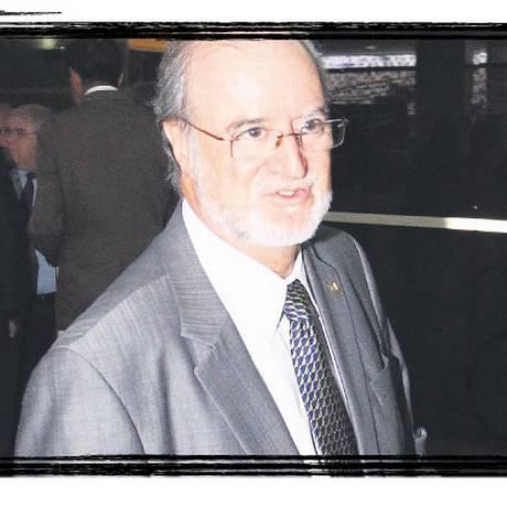 Ex-presidente do PSDB Eduardo Azeredo responde a processo na Justiça de Minas Foto: Arquivo O Globo