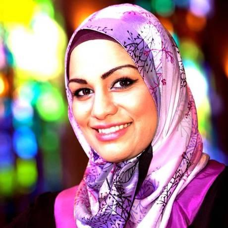 Preconceito. A ativista islâmica Tahera Ahmad postou o relato de discriminação nas redes sociais Foto: Reprodução