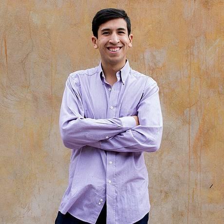 Pedro Kumamoto. Jovem mexicano de 25 anos, oriundo dos movimentos sociais, é candidato nas eleições legislativas de Jalisco Foto: Arquivo La Nación/GDA