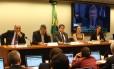 Comissão especial que analisa a proposta de redução da maioridade penal de 18 para 16 anos