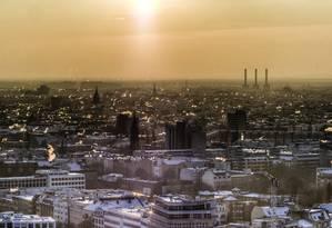 Zona Oeste de Berlim Foto: Flickr / Creative Commons 2.0 / Sascha Kohlmann