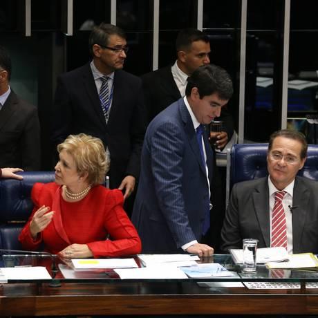 Senado aprova projeto que cria o marco legal da mediação judicial Foto: Ailton de Freitas / Agência O Globo