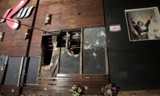 Boate Kiss foi destruída por um incêndio: 242 pessoas morreram Foto: RICARDO MORAES / REUTERS