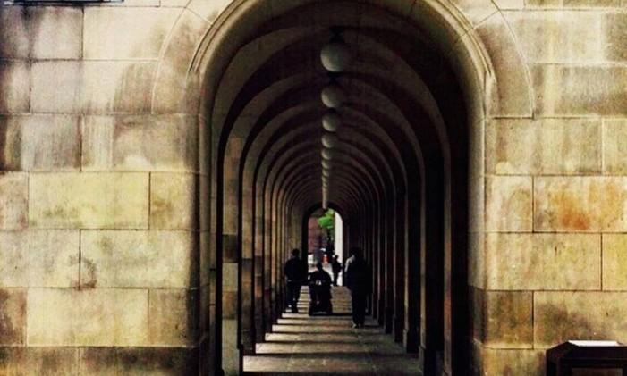 Loyd Street, Manchester Foto: @daphbarreto / Instagram