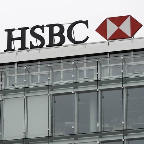 Filial Suíça do HSBC: banco tenta encerrar escândalo Foto: Martial Trezzini / AP